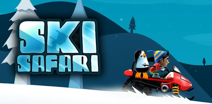 Ski Safari v1.0.2 Apk