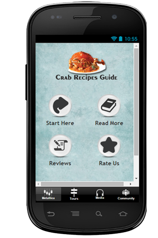 Crab Recipes Tip