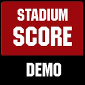 Stadium Score Scorekeeper Demo