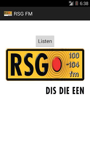 RSG FM