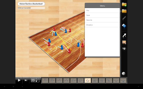 VisionTactics Basketball- screenshot thumbnail