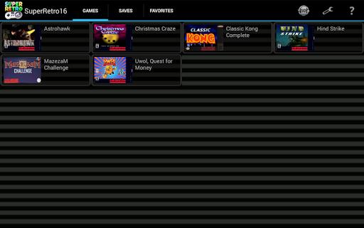 SuperRetro16 Lite (SNES Emulator) 1.7.13 Screenshots 6