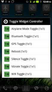 Toggle Widgets Pack- screenshot thumbnail