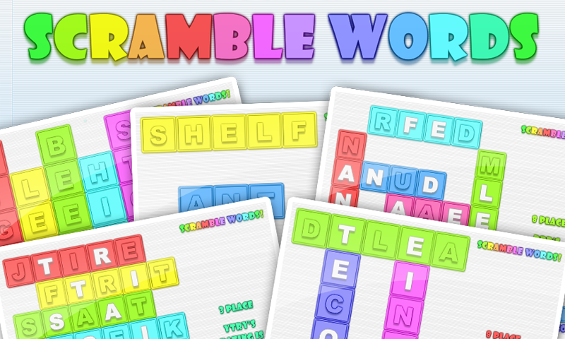 Words and Riddles: Crosswords- screenshot