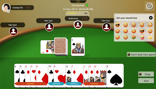 KhelPlay Rummy u2013 Indian Rummy  gameplay | by HackJr.Pw 8