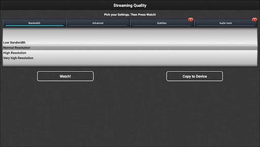 VLC Streamer Free 2.42 (3156) screenshots 10