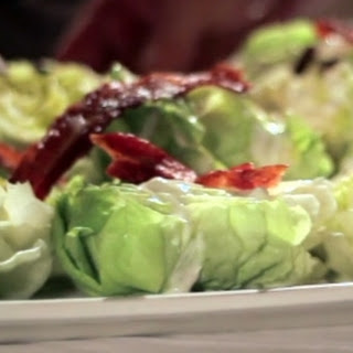 Boston Wedge Salad with Blue Cheese Dressing