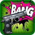 Gun Shots App 2013 HD icon