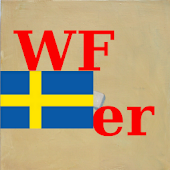 WordFeud Finder - Swedish