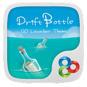 Drift Bottle GO Launcher Theme