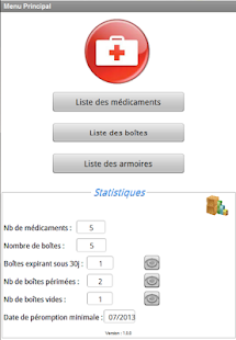 application lire code barre android
