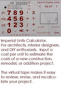 Architect Design Estimating- screenshot thumbnail