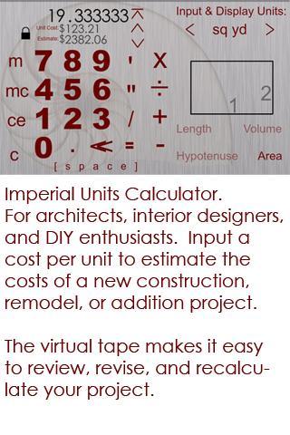 Architect Design Estimating- screenshot