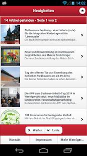 Wernigerode - screenshot thumbnail