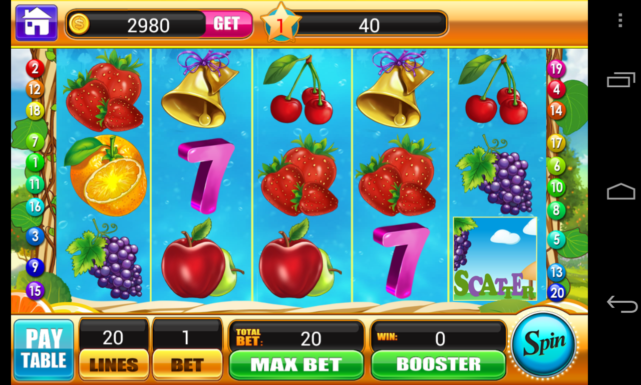 Play the most realistic slots! Free slots with large smoothly animated reels and lifelike slot machi