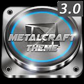 TSF Shell HD Theme Metalcraft