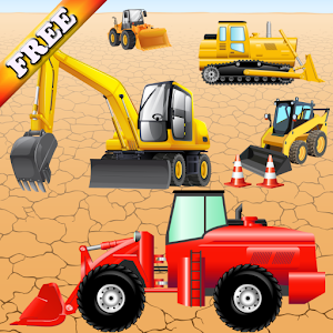 Digger Puzzles for Toddlers for PC and MAC
