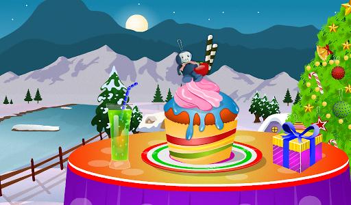 玩免費休閒APP 下載クリスマスケーキ - 料理ゲーム app不用錢 硬是要APP