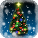 Christmas Crystal Ball Free LW icon