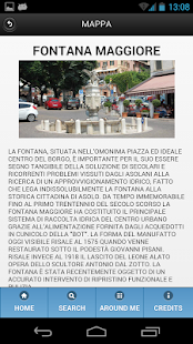Asolo Official Mobile Guide- miniatura screenshot