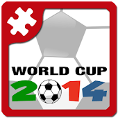 World Cup 2014: Logo Puzzle
