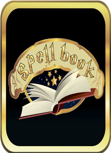 Spell book. Easy guide.