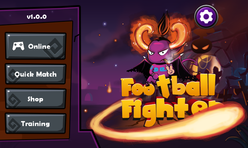 Football Fighter- screenshot