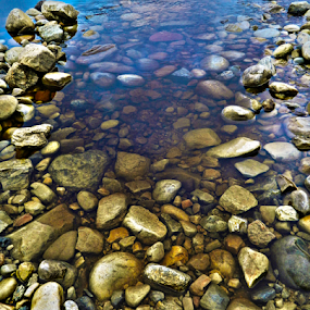 Stones & Pebbles by Stephen Fouche - Nature Up Close Rock & Stone
