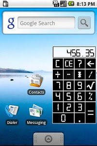 Calculator Widget screenshot 1