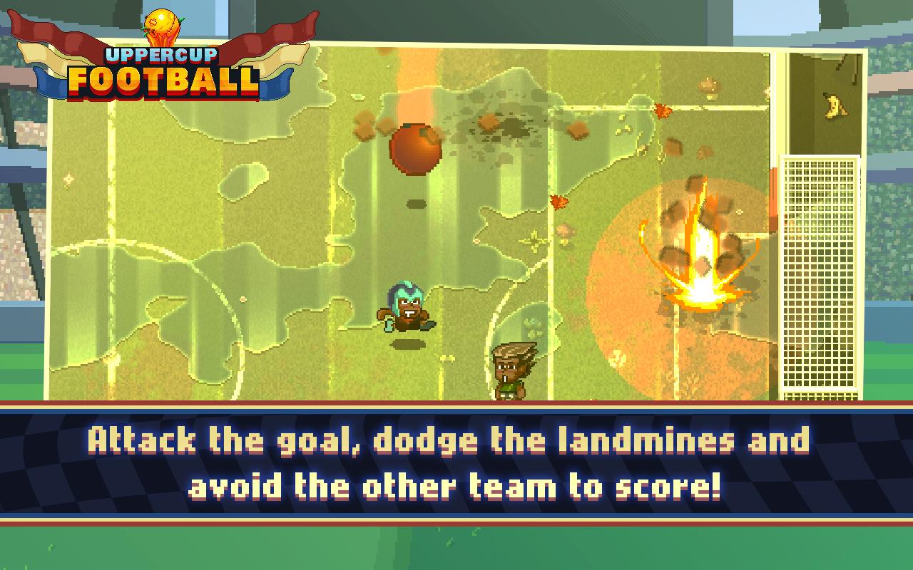 Uppercup Football (Soccer) screenshot #20