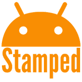 Stamped Orange Icons