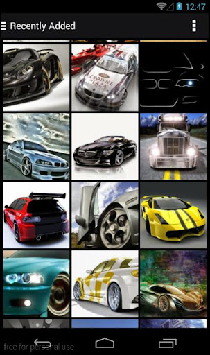 HD Wallpaper Sport Car