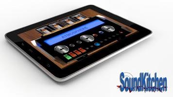 Screenshot of Sound Kitchen