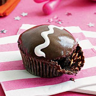 Marshmallow Cupcakes.