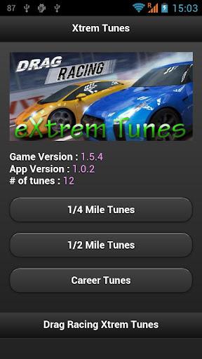 Drag Racing Xtrem Tunes
