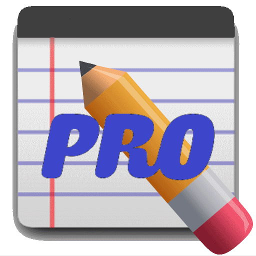 Notepad Easy Note Pad Pro LOGO-APP點子