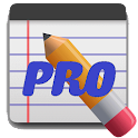 Notepad Easy Note Pad Pro icon