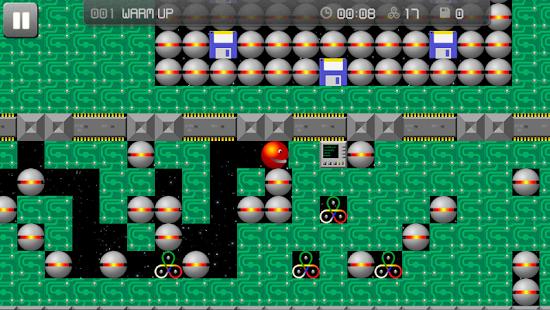Supaplex - screenshot thumbnail
