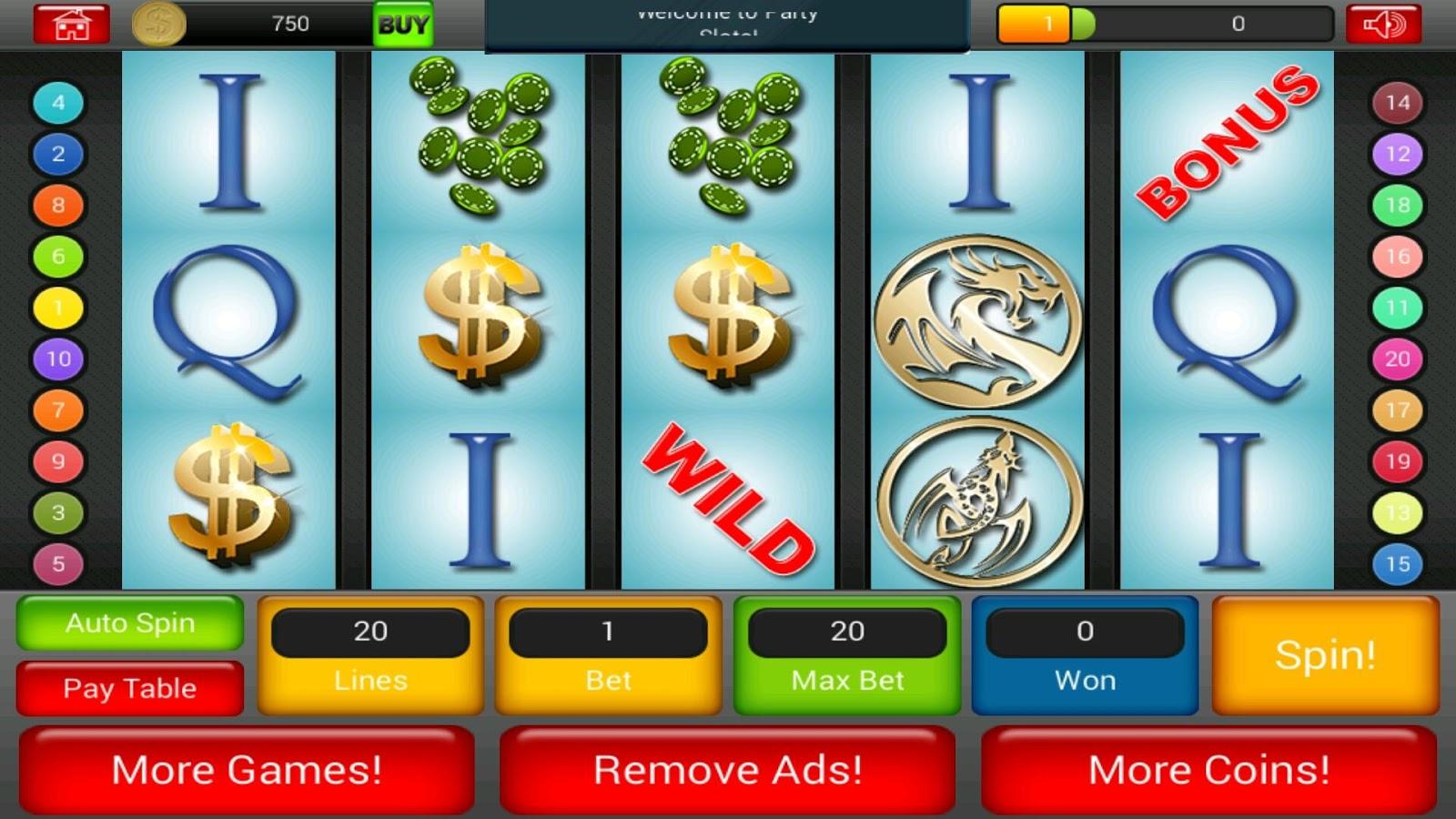 Real slots app