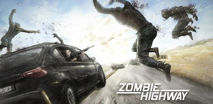 Скачать игру Zombie Highway на Андроид