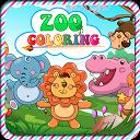 Zoo Animals Coloring Games APK