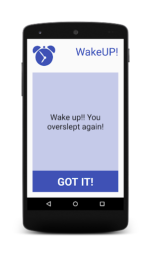 SMS Alarm Clock