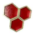Honey Comb Puzzle Lite logo