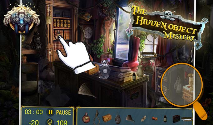 The Hidden Object Mystery 4 - screenshot