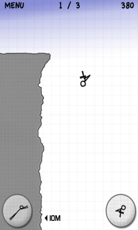 Stickman Cliff Diving screenshot #13