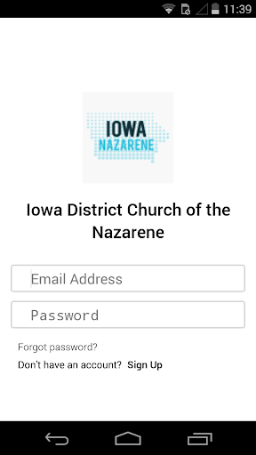 Iowa District Nazarene