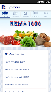 REMA 1000- screenshot thumbnail