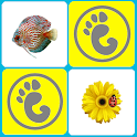 Kids Memory Game Animals icon
