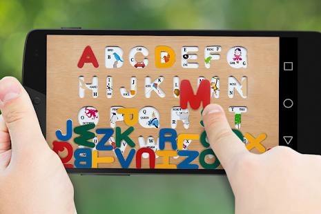 ABCPuzzle for Kids- screenshot thumbnail