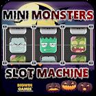 Mini Monsters Slot Machine HD icon